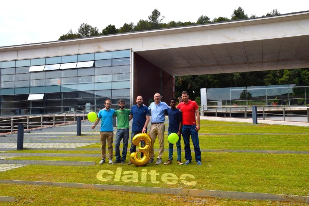 aniversario Claitec 2016