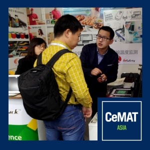 Claitec at CeMAT-ASIA 2016