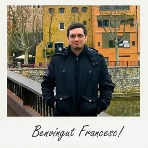 Benvingut Francesc!