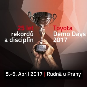 Toyota Demo Days 2017